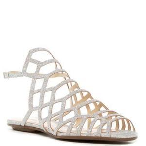 NWT Schutz Gall gladiator sandals